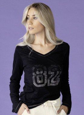 Langarm-Shirt «82»