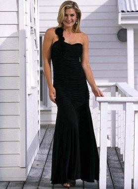Cocktail-Kleid, lang