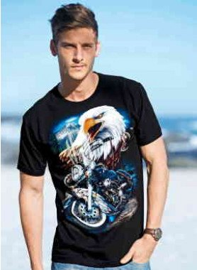 Shirt Adler/Bike