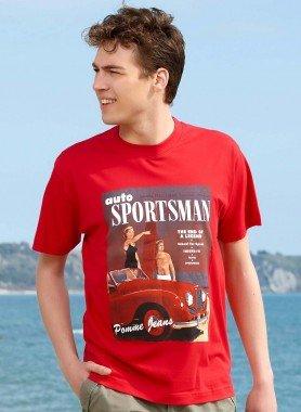 Kurzarm-Shirt «SPORTSMAN»