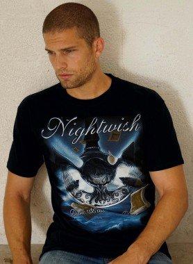 """Kurzarm-Shirt """"Nightwisch"""""""