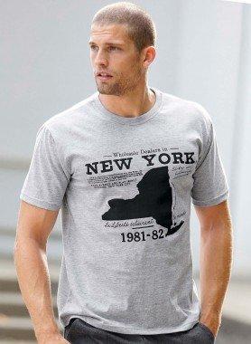 "Kurzarm-Shirt ""NEW YORK"""