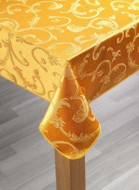 S-Tischd.Floral gold 140x180cm - 4 - Ronja.ch
