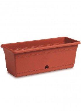 Blumen-Kiste, 40cm 2er-Set - 1 - Ronja.ch