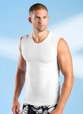 Muskel-Shirt mit Modal, 3 Stück