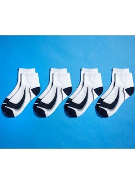 Unisex-Sport-Sneakers 4 Paar