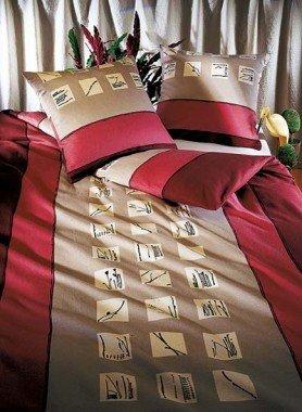 bügelfreie bettwäsche und kissenbezüge