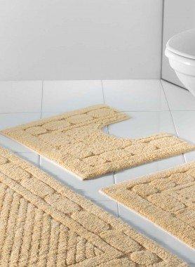 """WC-Vorlage mit Ausschnitt """"Struktur"""" 55x45cm"""