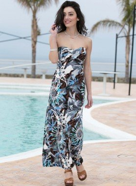Bustier Kleid