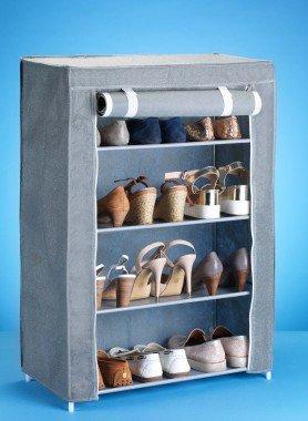 Schuhschrank,12 Paar Schuhe