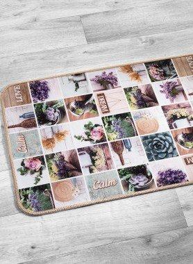 "Küchenteppich ""DIGITAL"" Provence"