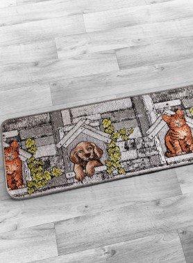 """Küchenteppich """"DOG&CAT"""""""