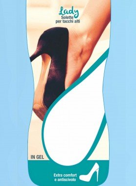 Einlegesohlen-High-Heels
