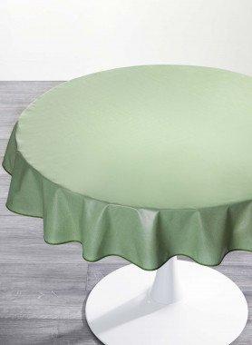 Tischdecke, plastifiziert