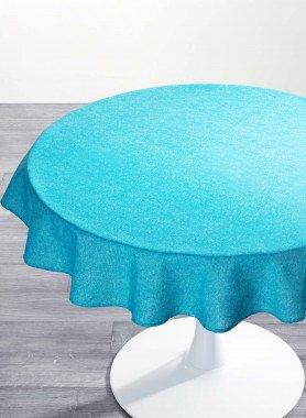 Tischdecke unifarbig