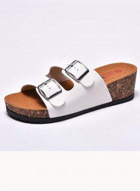 Sandalette, Schnalle