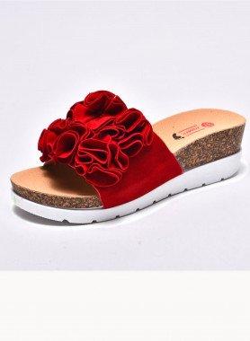 Sandalette, Rose