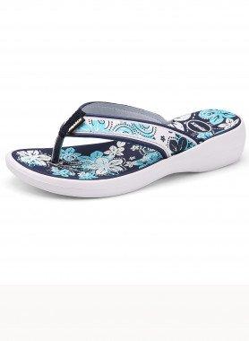 Sandalette, Floral