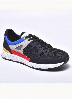 Sneaker, Textil/Lederimitat