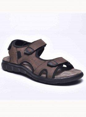 Sandalette, Klettverschluss
