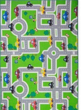 Spielteppich  Baby Street