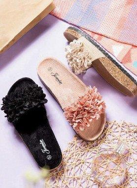 """Damen-Sandalette """"Floral"""""""