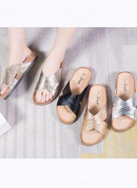"""Sandalette """"Glitzer"""""""