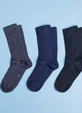 Bambus-Socken, 5 Paar