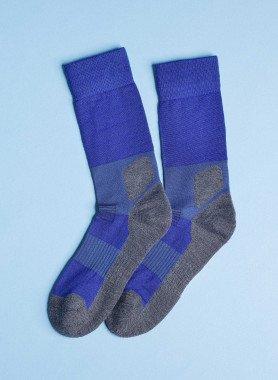 Unisex-Trekking-Socken, 2 Paar