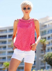 D-5-Pocket-Shorts weiss S 001 - 1 - Ronja.ch