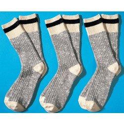 Worker-Socken strapazierfähig, 3 Stück