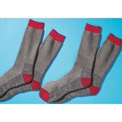 Ski-Trekking-Socken für Sie und Ihn,  2 Stück