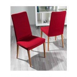 Stuhl-Schonbezug, Stretch-Gewebe, 2 Stück