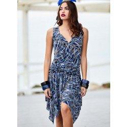 Aermelloses-Kleid, Fantasie