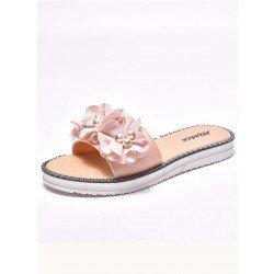 Sandalette, Blume