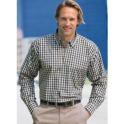 Langarm-Hemd, Streifen
