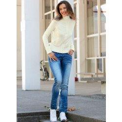 5-Pocket-Röhrli-Jeans