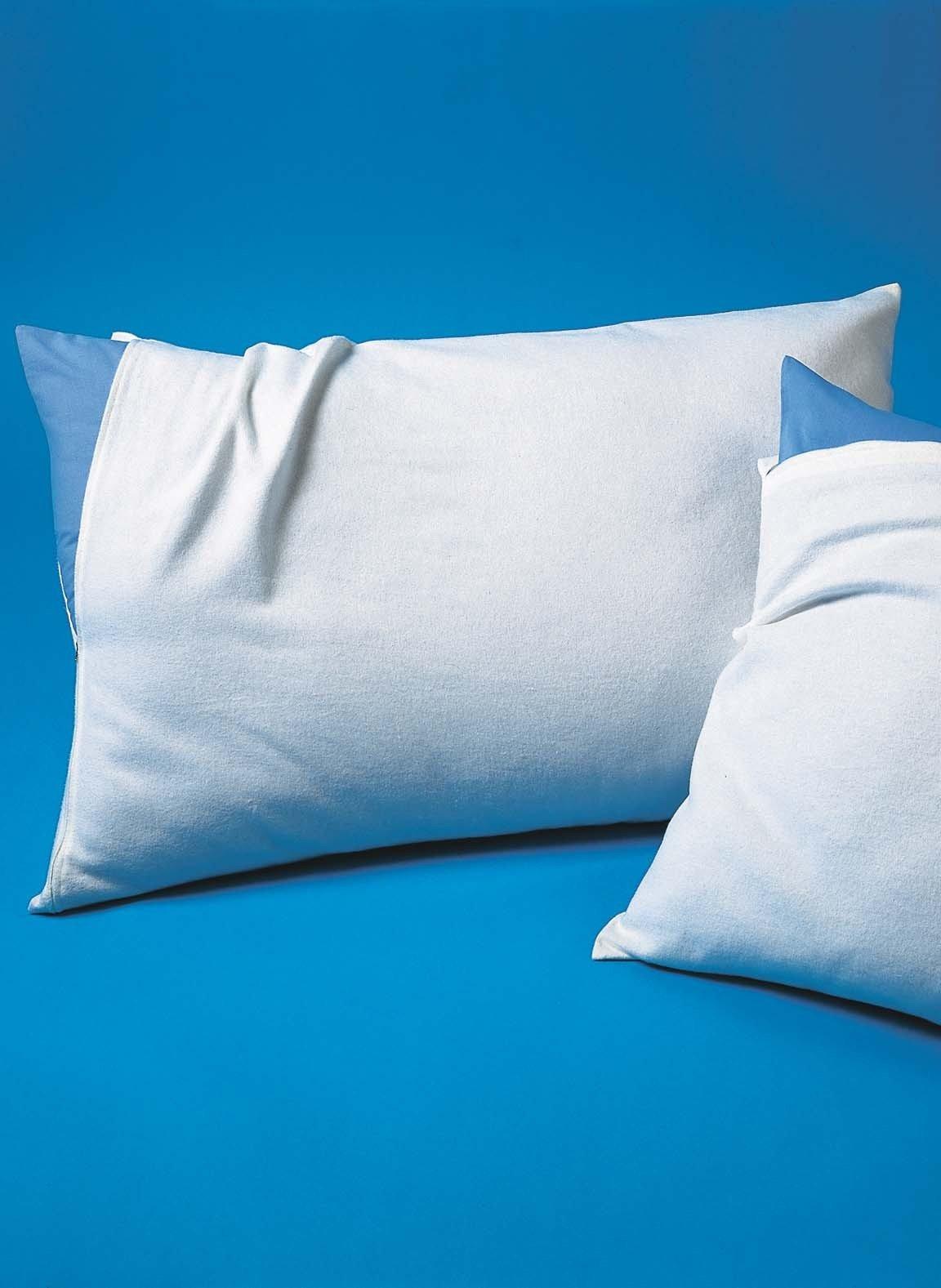 housse de protection pour oreiller et traversin. Black Bedroom Furniture Sets. Home Design Ideas