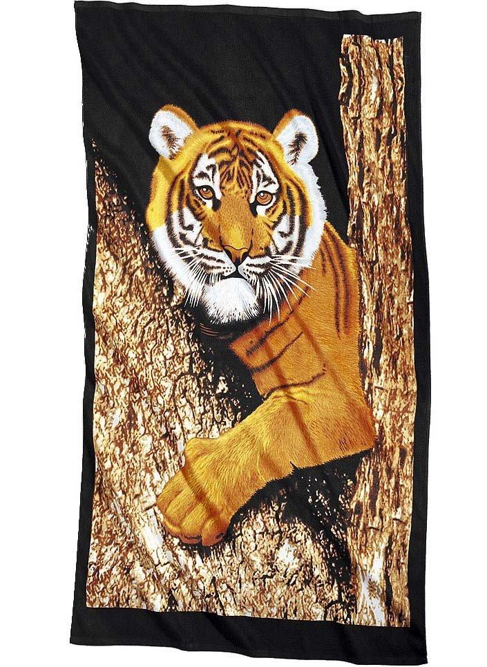 Linge de plage «Tiger»