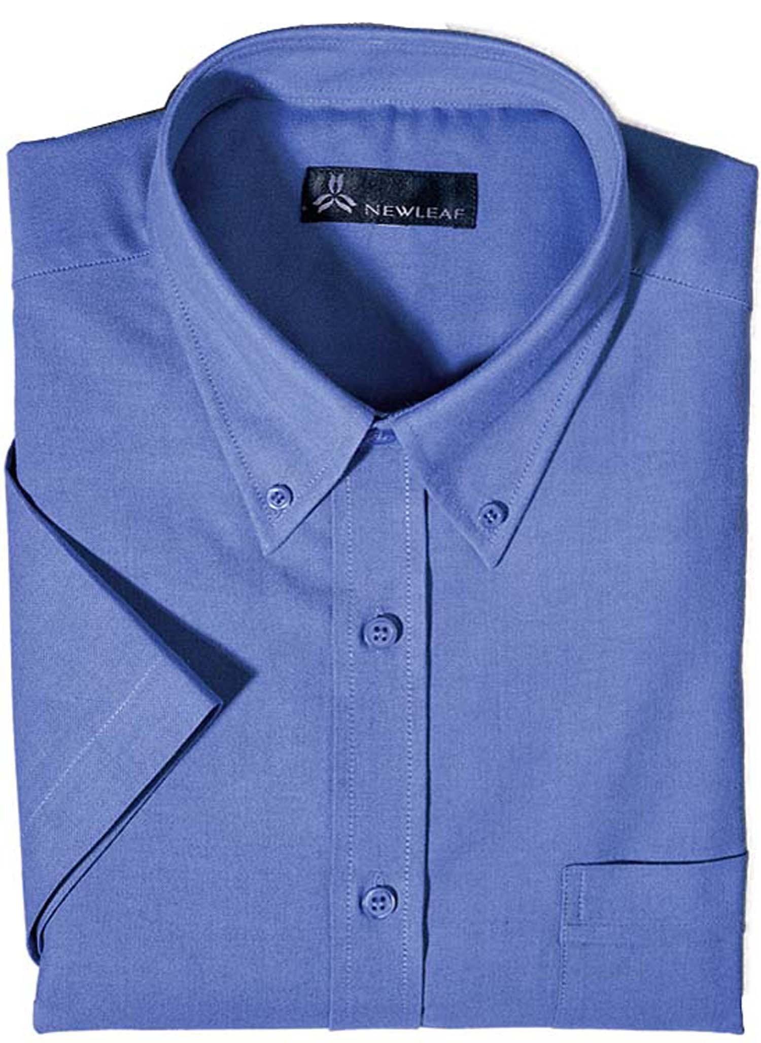 "H-LA-Hemd ""OXFORD"" blau 4546 047 - 1 - Ronja.ch"