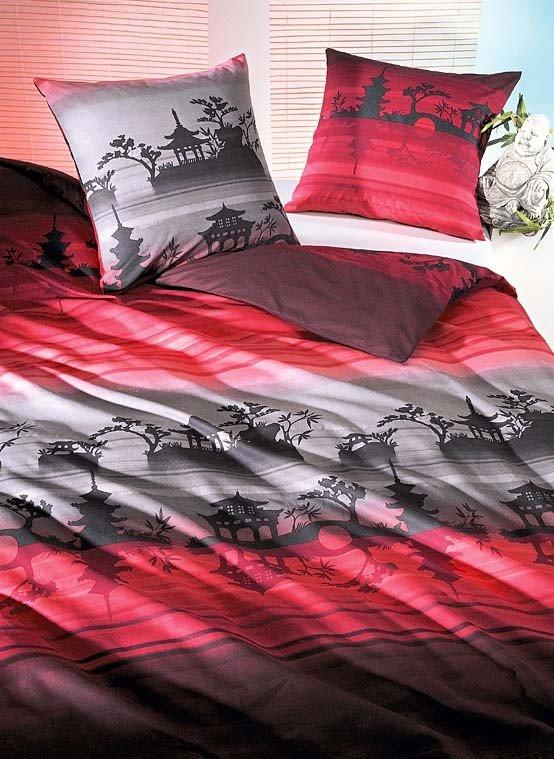 Garniture de lit «HANOI»