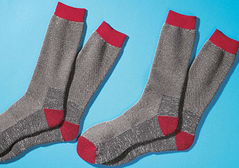 Ski/Trekking-Socken 2er-Set 3538 273