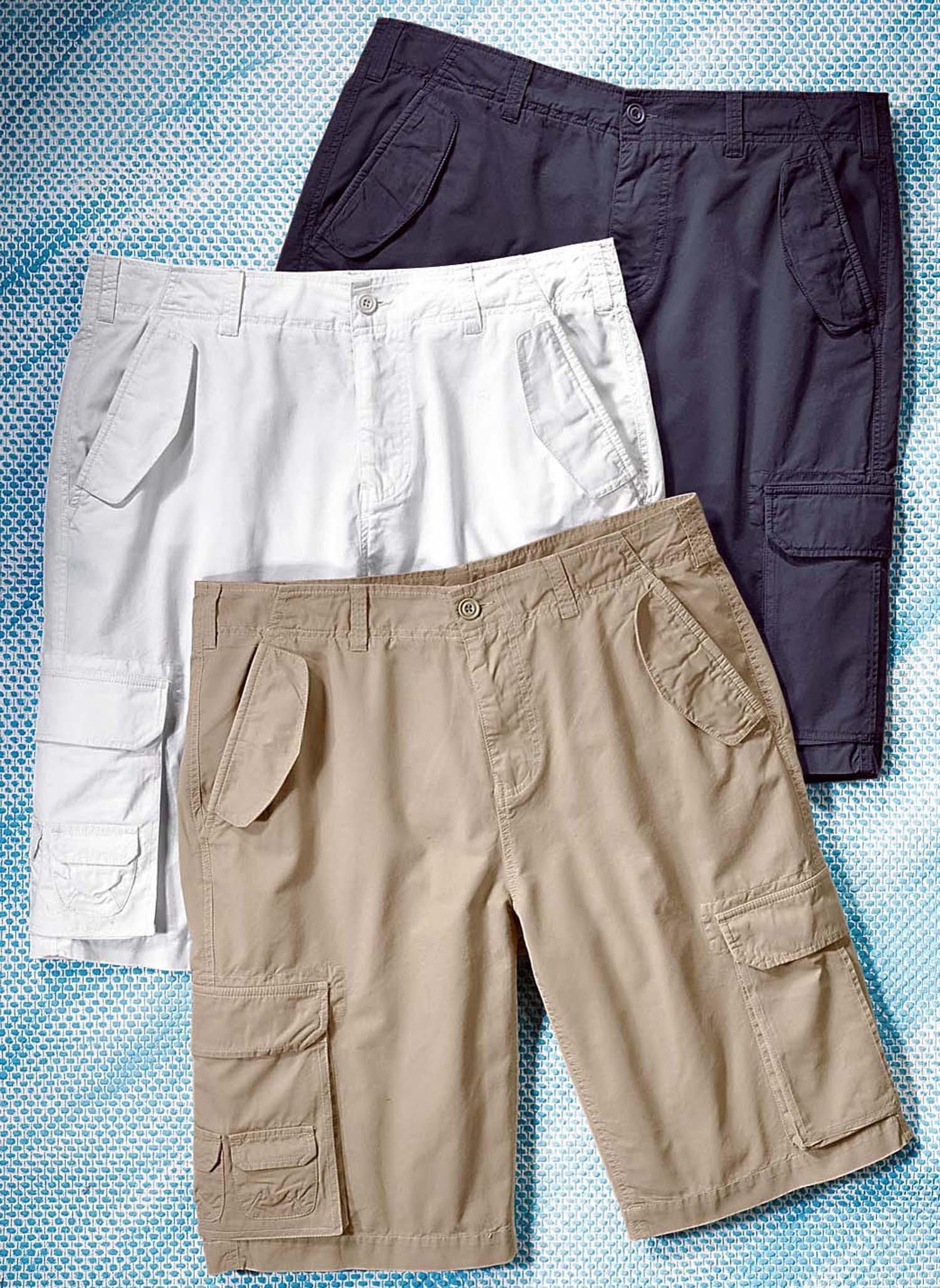 H-Bermuda-Shorts,Taschen marin 38 053 - 1 - Ronja.ch
