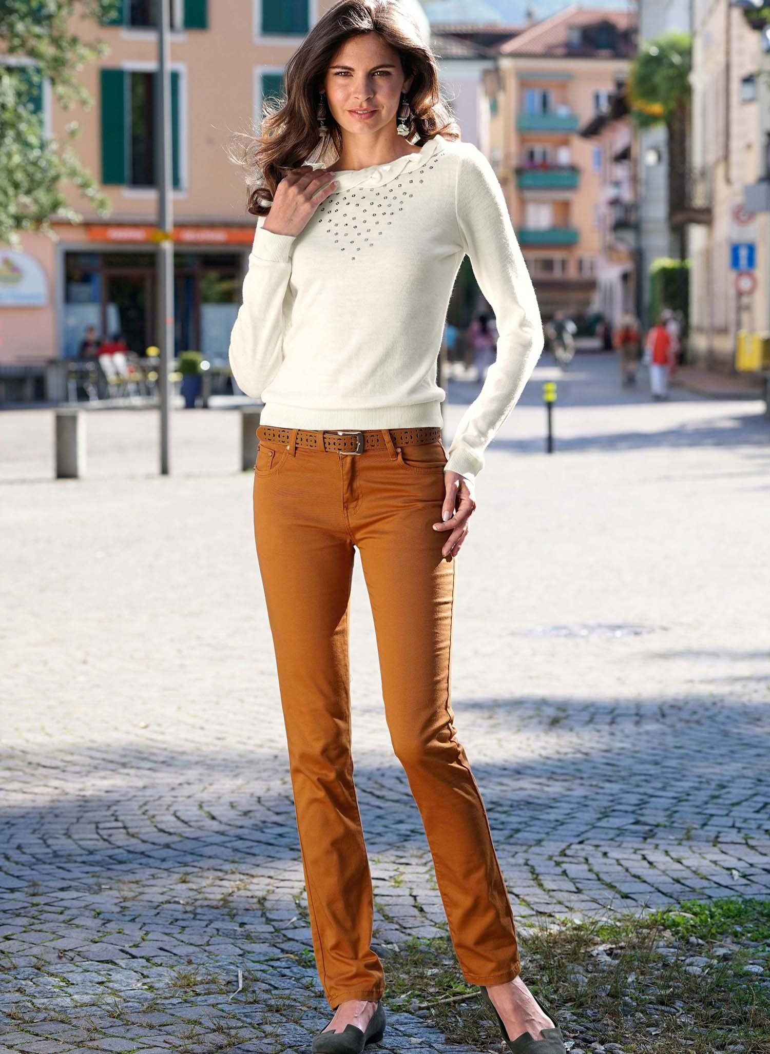 D-Colors-Jeans,Gurt schwarz L 010 - 1 - Ronja.ch