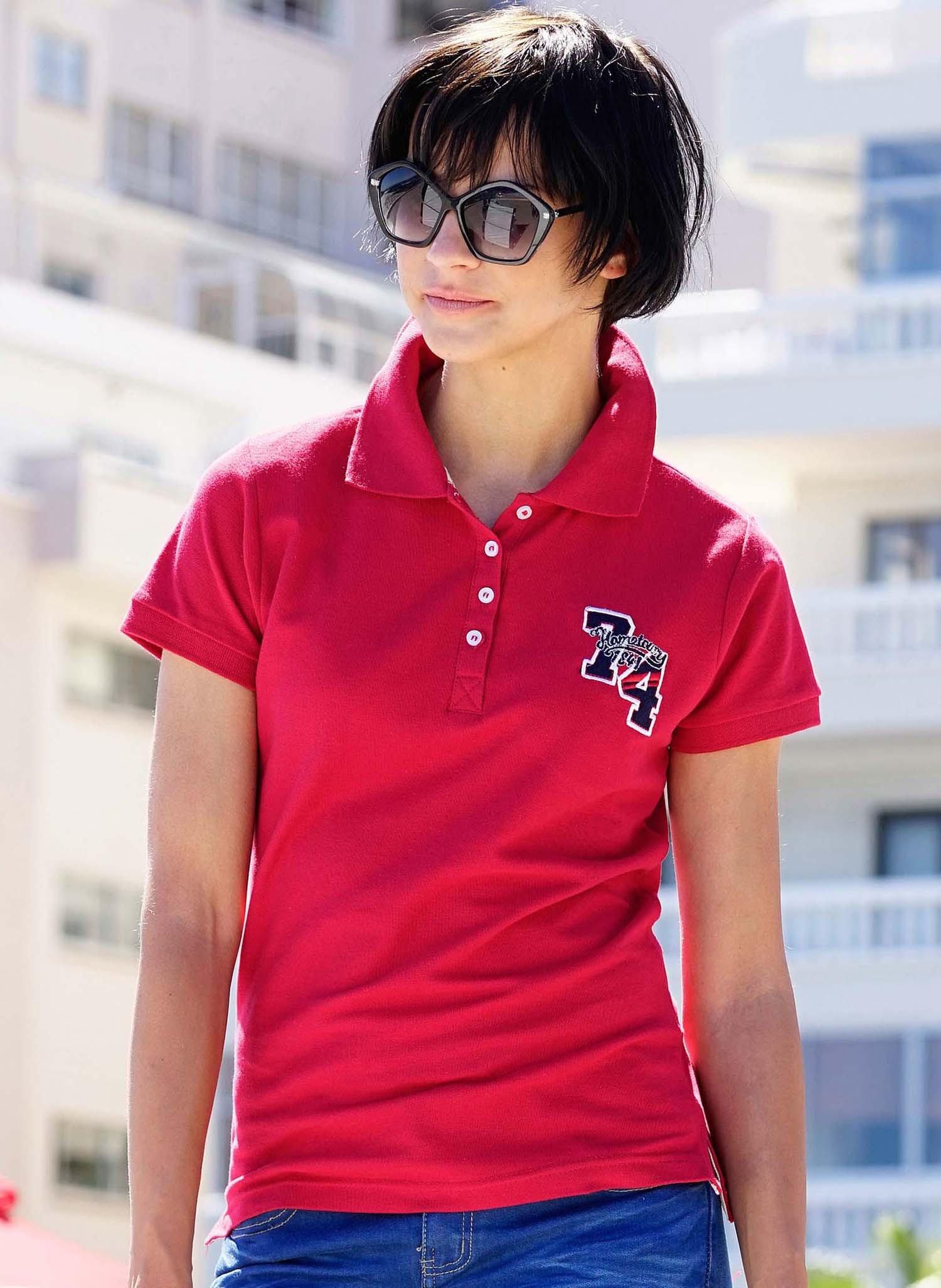 D-KA-Piquet-Polo Shirt rot L 023 - 3 - Ronja.ch