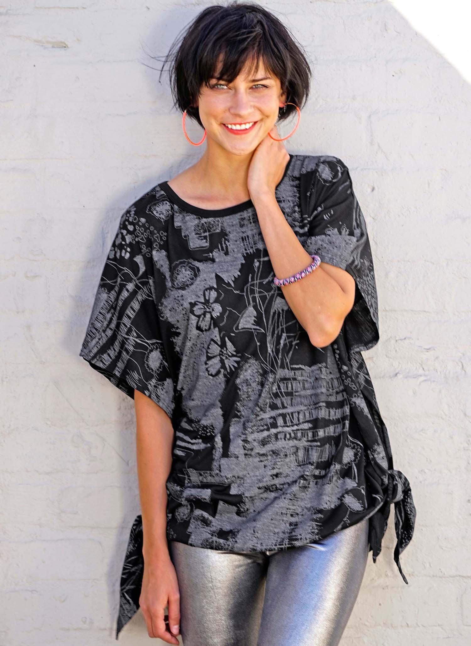 D-Big-Shirt,Fantasie-Pr.anthr. L/XL 062 - 1 - Ronja.ch