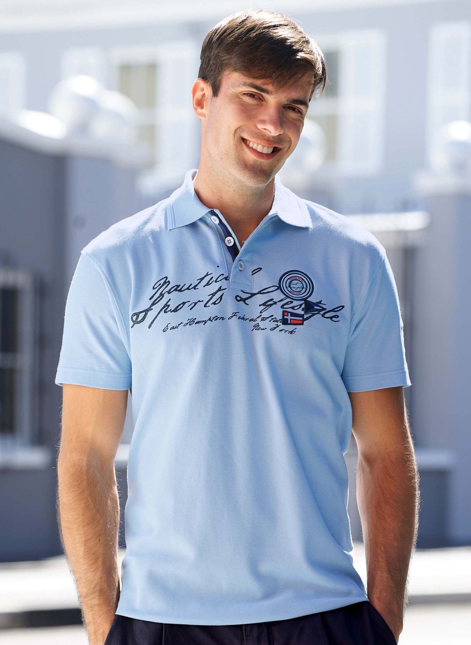 H-KA-Polo-Shirt,Label ciel L 051 - 2 - Ronja.ch