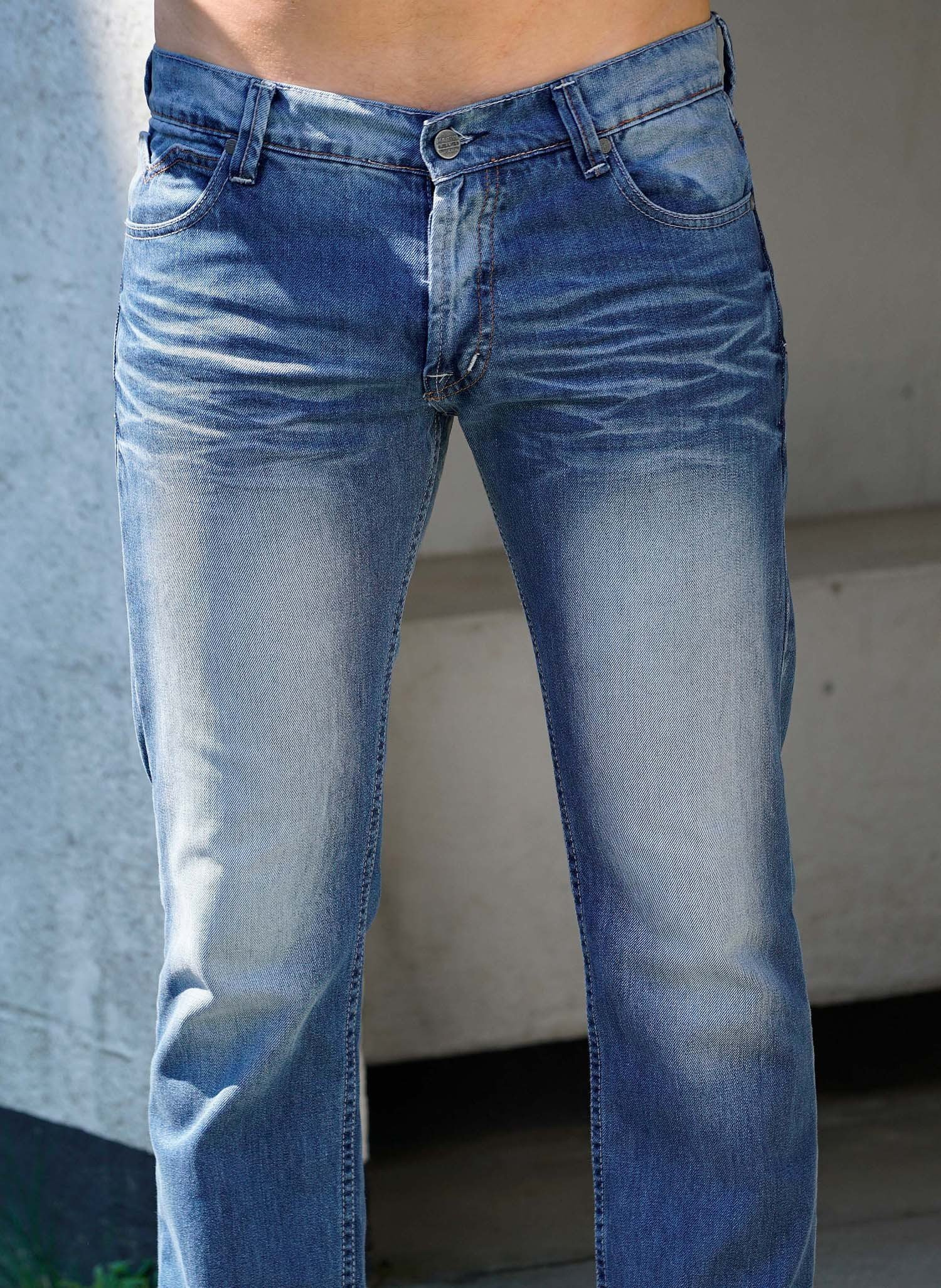 Jeans 5 poches