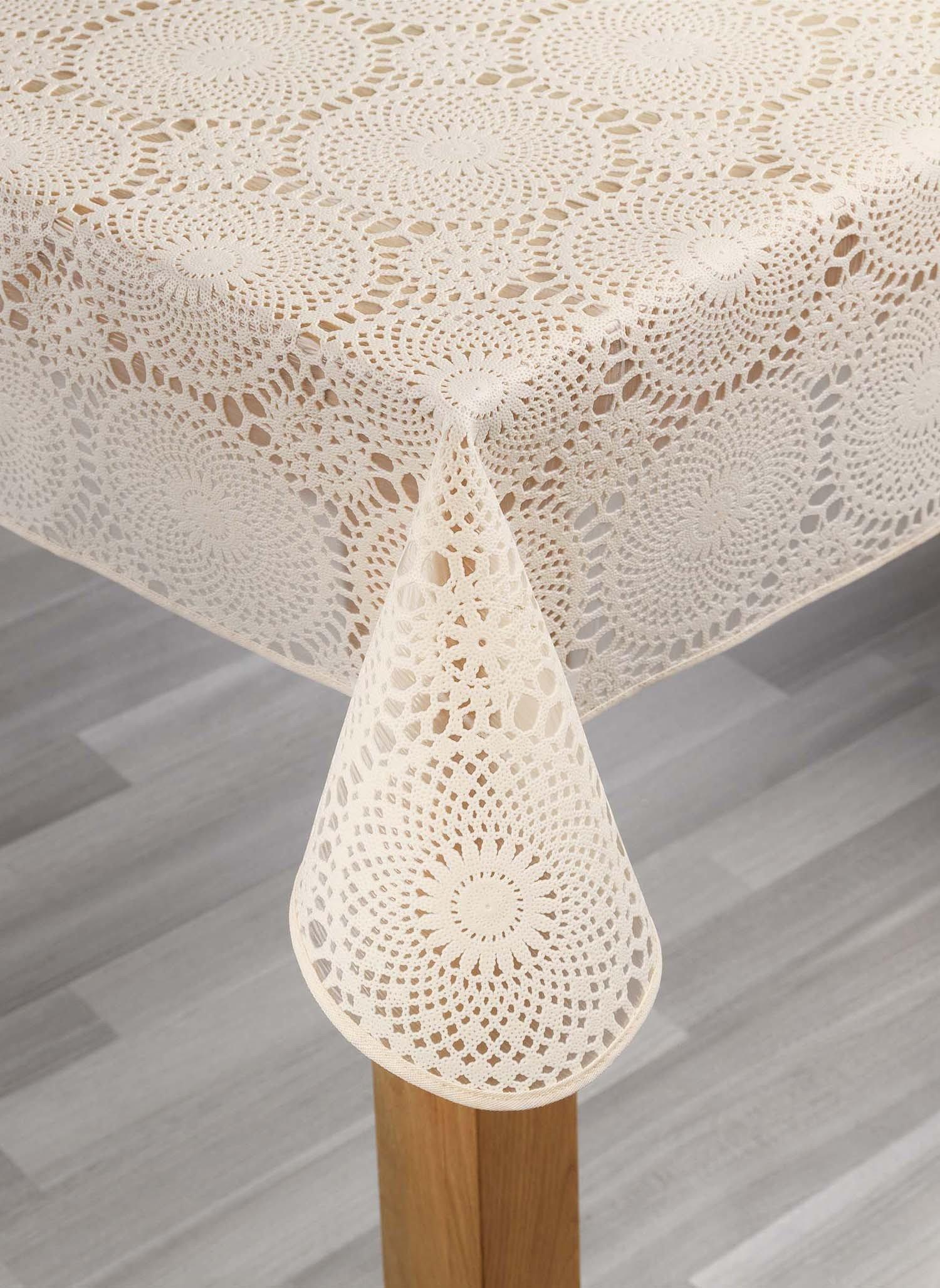 Spitzen-Tischd.elfen.140x180cm - 2 - Ronja.ch