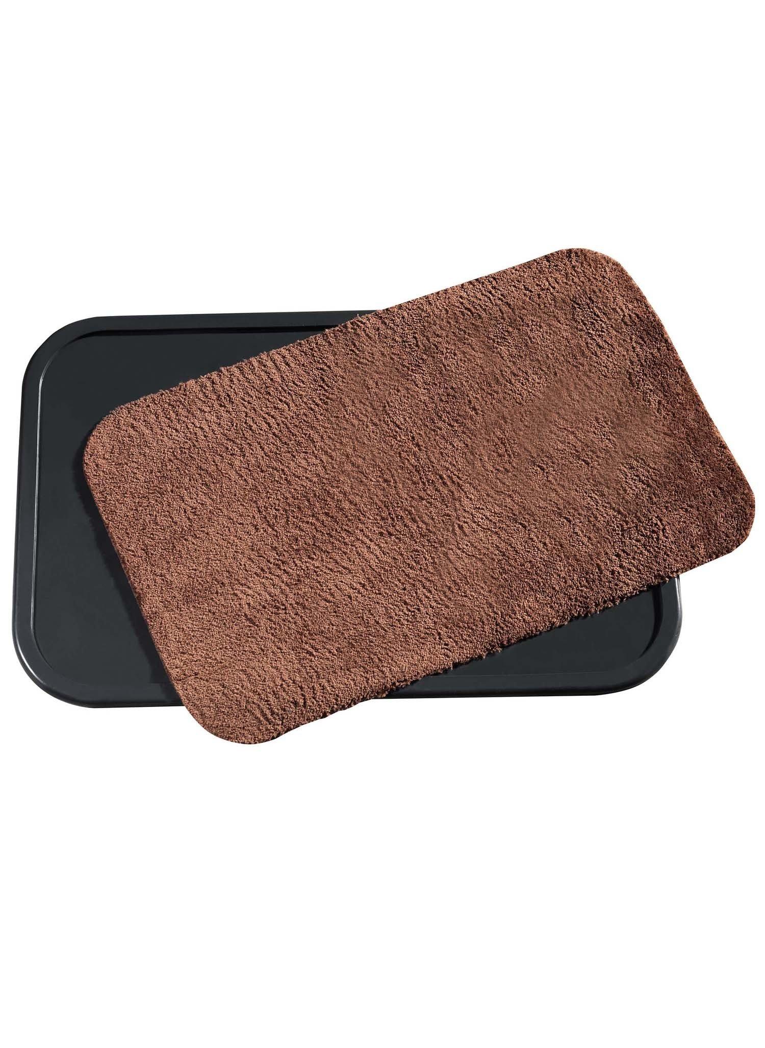 Waschbare Teppichvorl.braun - 2 - Ronja.ch